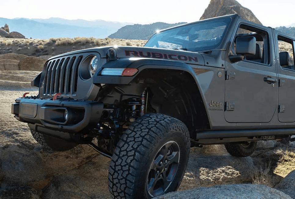 Best Jeep Gladiator Wheels Guide