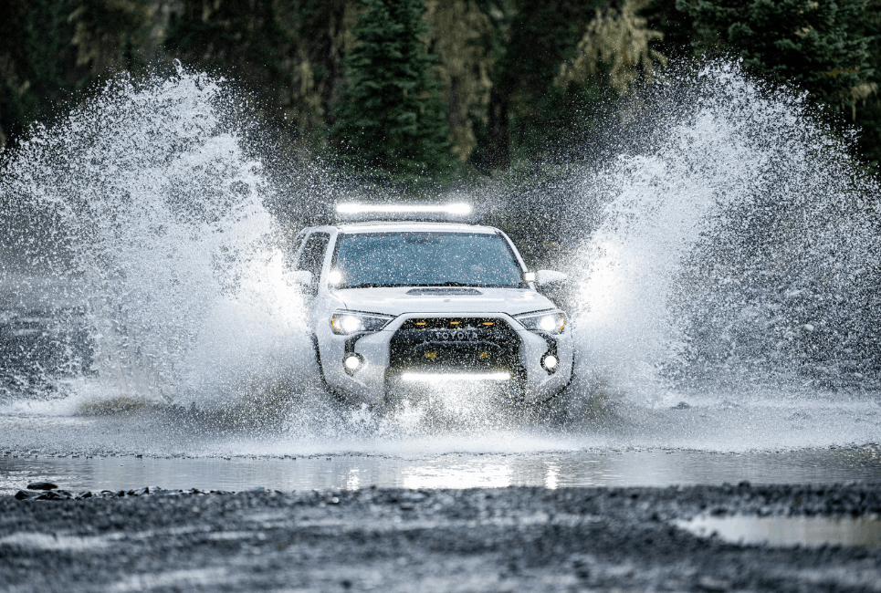 Toyota 4Runner models and years