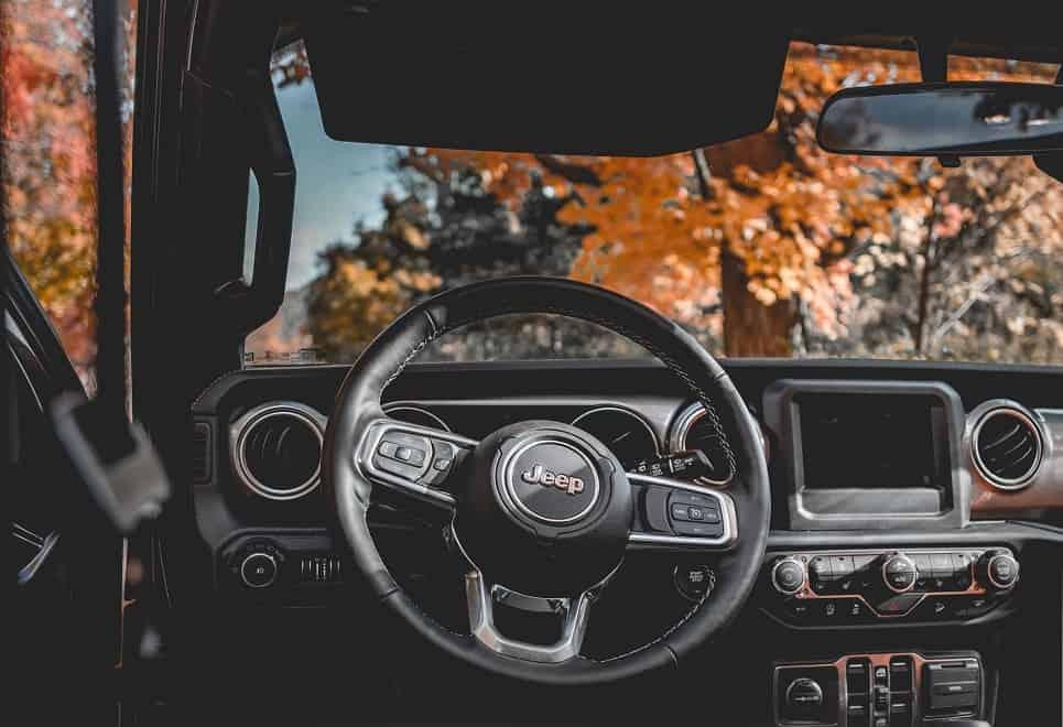 jeep wrangler customization